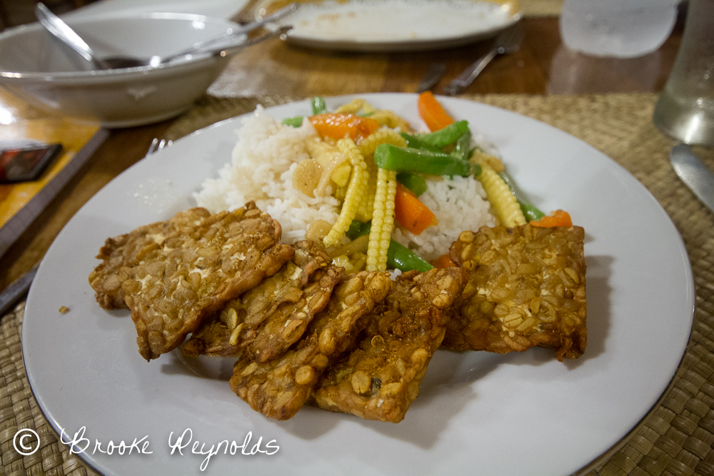 vegan indonesian food