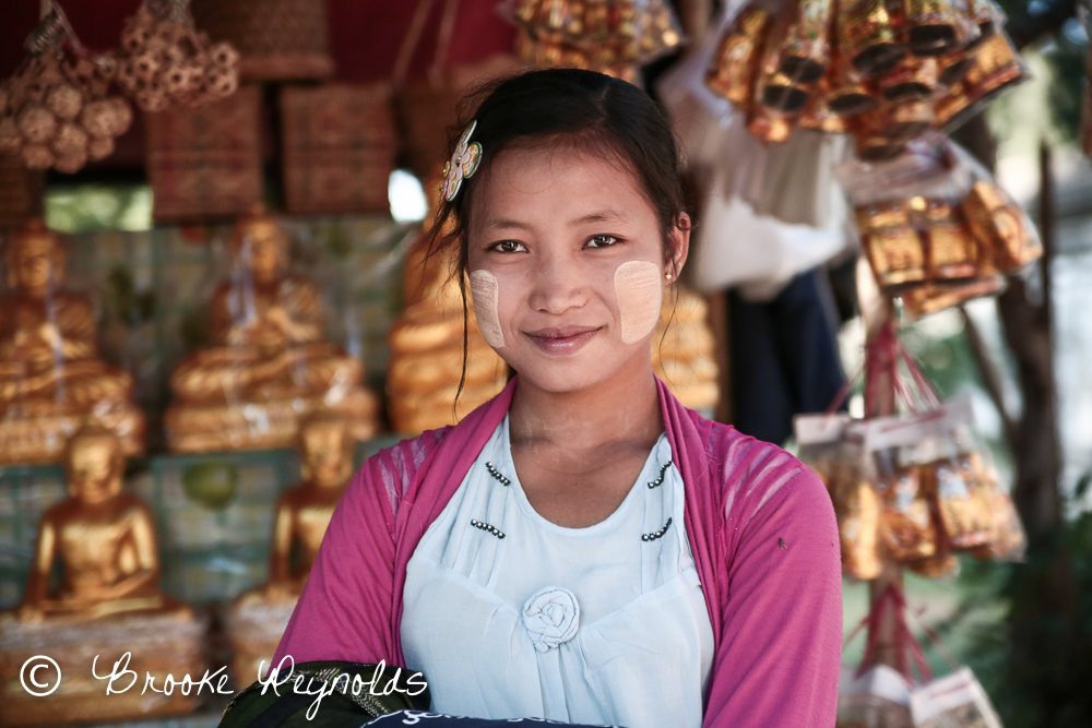 local craftsperson myanmar