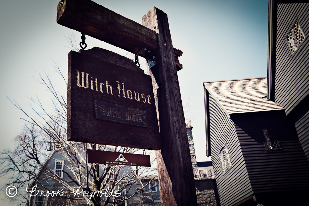 Witch House - Salem, Massachusetts